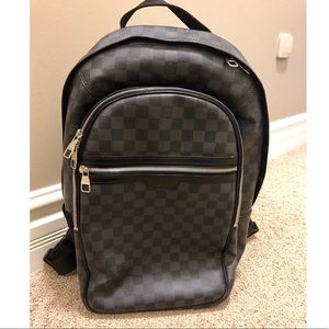 Authentic LV Damier Michael Backpack